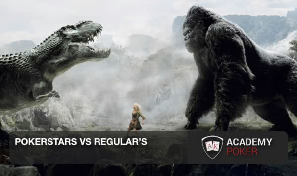 Дуэль: PokerStars VS Regular's