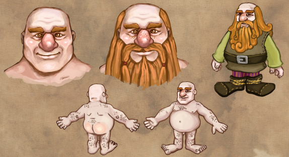 123gnome characters 0f795