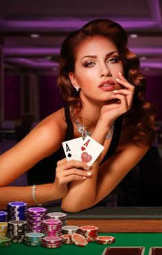 poker manners girl